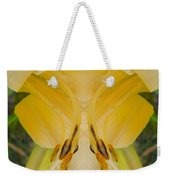 Yellow Fantasy Weekender Tote Bag