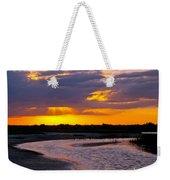 Luminous Lavenders Weekender Tote Bag