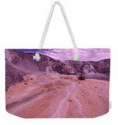 Yellowstone Hot Springs Weekender Tote Bag