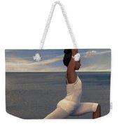 Yoga Weekender Tote Bag by Joana Kruse