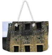 Zanzibar Old Fort Weekender Tote Bag by Darcy Michaelchuk