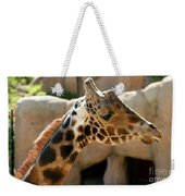 Baringo Giraffe Weekender Tote Bag