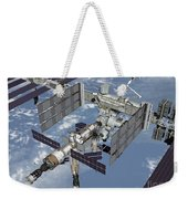 Computer Generated View Weekender Tote Bag by Stocktrek Images