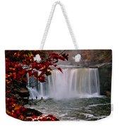 Cumberland Falls Ky Weekender Tote Bag