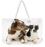 Dogs Weekender Tote Bag