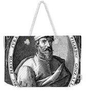 Francisco Pizarro Weekender Tote Bag