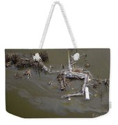 Hurricane Katrina Damage Weekender Tote Bag