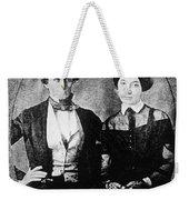 Jefferson Davis (1808-1889) Weekender Tote Bag