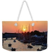 Mackinac Race Weekender Tote Bag