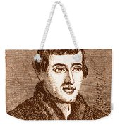 Nicolaus Copernicus, Polish Astronomer Weekender Tote Bag by Science Source