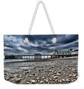 Penarth Pier Weekender Tote Bag