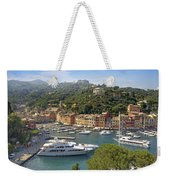 Portofino Weekender Tote Bag by Joana Kruse