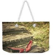 Pumps Weekender Tote Bag