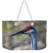 10- Sandhill Crane Weekender Tote Bag
