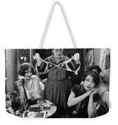 Silent Still: Showgirls Weekender Tote Bag by Granger