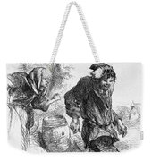 Taming Of The Shrew Weekender Tote Bag