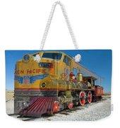 100 Years Of Union Pacific Railroading Weekender Tote Bag