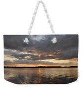 10000 Islands Sunset Weekender Tote Bag