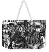 Foxe: Book Of Martyrs Weekender Tote Bag by Granger