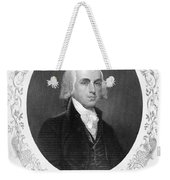 James Madison (1751-1836) Weekender Tote Bag