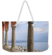 Madonna Del Sasso - Locarno Weekender Tote Bag by Joana Kruse