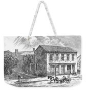 Rutherford B. Hayes Weekender Tote Bag