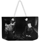 Silent Film Still: Women Weekender Tote Bag
