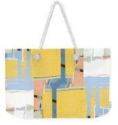 Urban Abstract San Diego Weekender Tote Bag