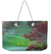 11th Hole At Clarksville C C Weekender Tote Bag
