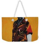 - Scarface - Weekender Tote Bag by Luis Ludzska