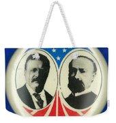 Presidential Campaign: 1904 Weekender Tote Bag