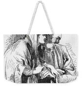 Shakespeare: Macbeth Weekender Tote Bag