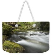The Soteska Vintgar Gorge Weekender Tote Bag