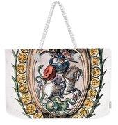 William The Conqueror Weekender Tote Bag