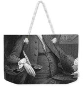 Benjamin Franklin (1706-1790) Weekender Tote Bag