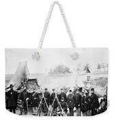 Civil War: Soldiers Weekender Tote Bag