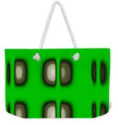 Follow The Lights Weekender Tote Bag