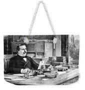 Grover Cleveland Weekender Tote Bag
