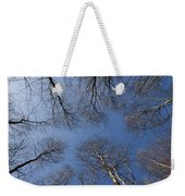 Trees In Epping Forest Weekender Tote Bag