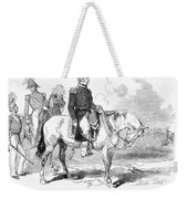 Zachary Taylor (1784-1850) Weekender Tote Bag