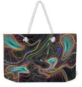 Abstract Pattern Art Weekender Tote Bag