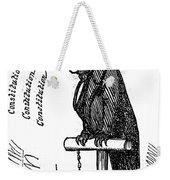 Andrew Johnson (1808-1875) Weekender Tote Bag