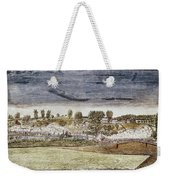 Battle Of Concord, 1775 Weekender Tote Bag