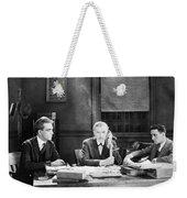 Film Still: Telephones Weekender Tote Bag