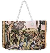 Foxe: Book Of Martyrs Weekender Tote Bag