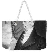 William Henry Harrison Weekender Tote Bag