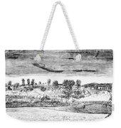 Battle Of Concord, 1775 Weekender Tote Bag