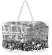 France: Revolution Of 1848 Weekender Tote Bag