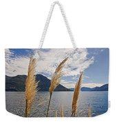 Lake Maggiore Weekender Tote Bag