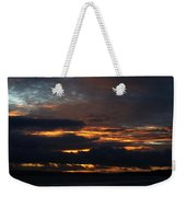 Bournemouth Sunset Weekender Tote Bag